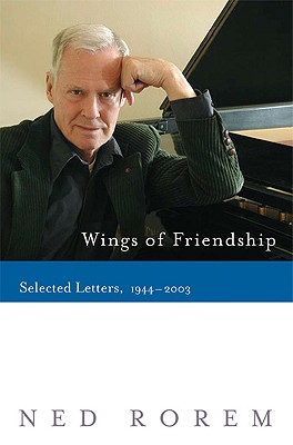 Image for Wings of Friendship: Selected Letters, 1944-2003