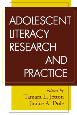 Image for ADOLESCENT LITERACY RESEARCH AND PRACTICE