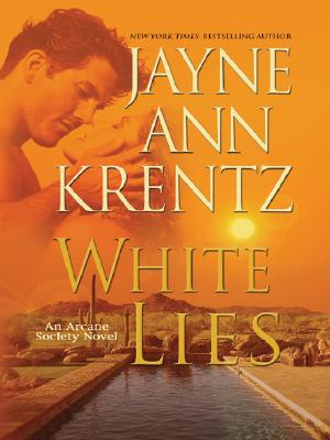 Image for White Lies (The Arcane Society, Book 2)