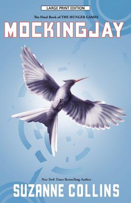 MOCKINGJAY LARGE PRINT, COLLINS, SUZANNE