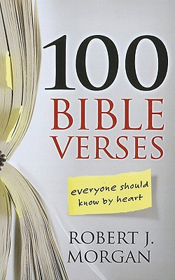 Image for 100 Bible Verses Everyone Should Know by Heart