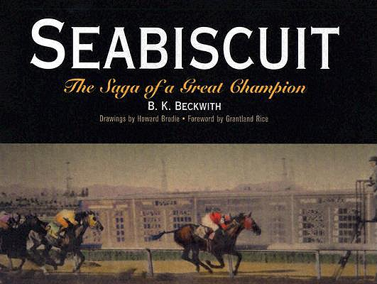 Image for Seabiscuit: The Saga of a Great Champion