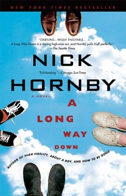 Image for LONG WAY DOWN, A