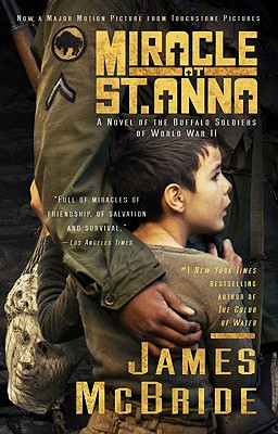 Miracle at St. Anna (Movie Tie-in), James McBride