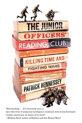 Image for The Junior Officers' Reading Club: Killing Time and Fighting Wars