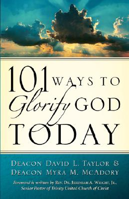 Image for 101 Ways To Glorify God Today