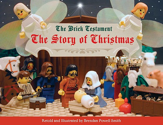 Image for The Brick Testament: The Story of Christmas