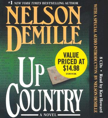 """Up Country- abridged audiobook, """"DEMILLE, NELSON, HOWARD, KEN"""""""