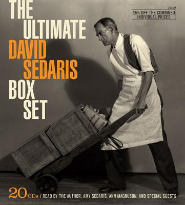 ULTIMATE DAVID SEDARIS BOX SET (CD AUDIOBOOK), SEDARIS, DAVID