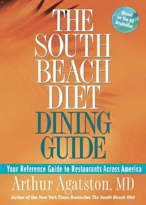 Image for SOUTH BEACH DIET DINING GUIDE