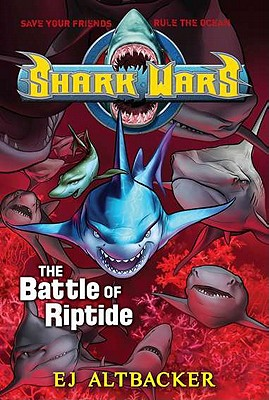 Image for BATTLE OF RIPTIDE, THE SHARK WARS #2
