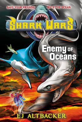 Image for Shark Wars #5: Enemy of Oceans