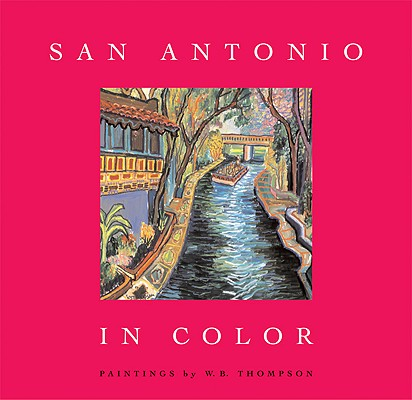 Image for San Antonio in Color