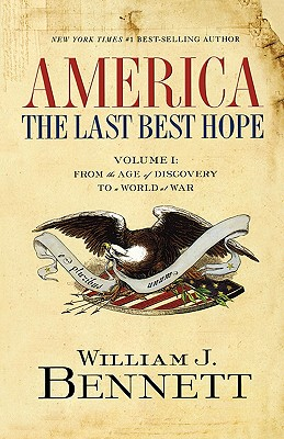 Image for AMERICA: THE LAST BEST HOPE VOLUME 1