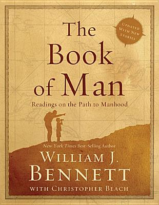 Image for The Book of Man: Readings on the Path to Manhood