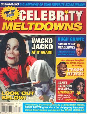 Image for The Pop-up Book of Celebrity Meltdowns