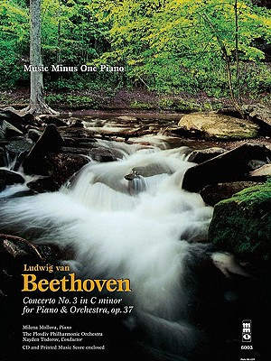 Image for Beethoven - Concerto No. 3 in C Minor, Op. 37: Music Minus One Piano