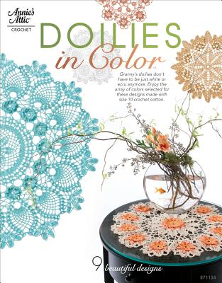 Doilies in Color? (Annie's Attic: Crochet), Ellison, Connie [Editor]