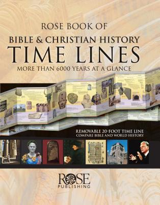 Image for Rose Book of Bible & Christian History Time Lines