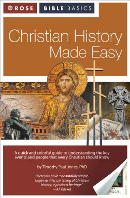 Image for Christian History Made Easy (Rose Bible Basics)