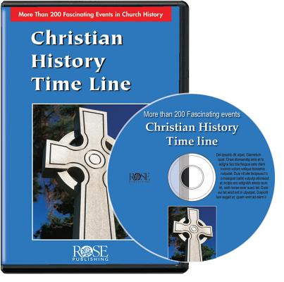 Christian History Time Line (PowerPoint), Rose Publishing