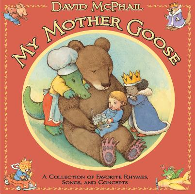 Image for MY MOTHER GOOSE