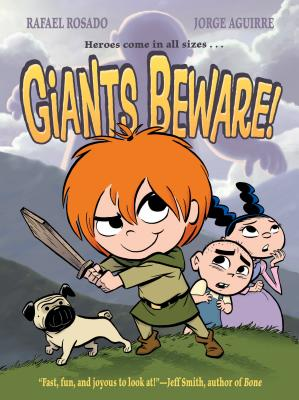Image for Giants Beware! (The Chronicles of Claudette)