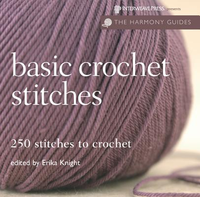 Image for Harmony Guides: Basic Crochet Stitches (The Harmony Guides)