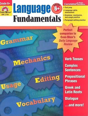 Image for Language Fundamentals Grade 6