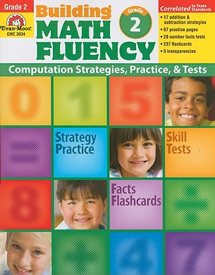 Image for Building Math Fluency, Grade 2