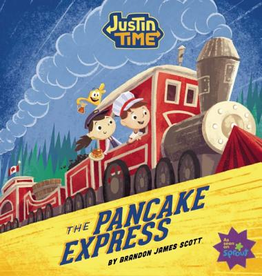 Image for Justin Time: The Pancake Express