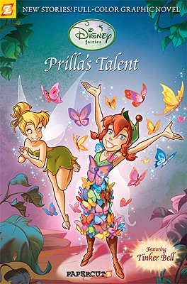 Image for Prilla's Talent (Disney Fairies)