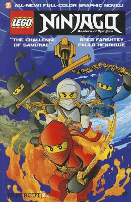 Image for Challenge of Samuka! (Lego Ninjago)