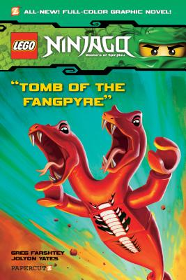 Image for Tomb of the Fangpyre (Ninjago #4)