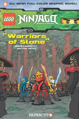 Image for Lego Ninjago: Warriors of Stone