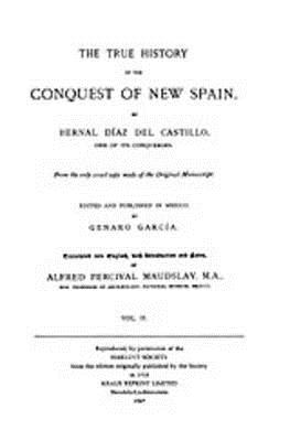 Image for The True History of the Conquest of New Spain, Volume 2