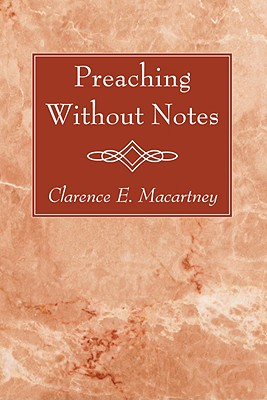 Image for Preaching Without Notes