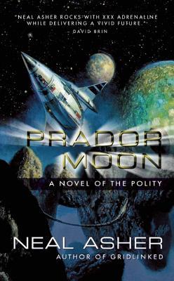 Prador Moon: A Novel of the Polity, Neal Asher