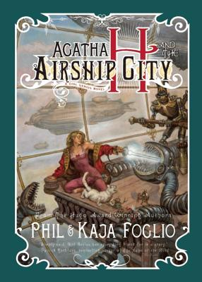 Image for Agatha H and the Airship City
