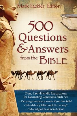 Image for 500 Questions and Answers from the Bible