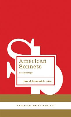 Image for American Sonnets: an Anthology: (American Poets Project #25)