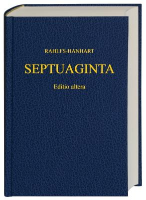 Septuaginta (Greek Edition)