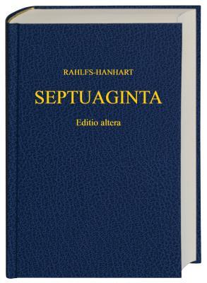 Image for Septuaginta (Greek Edition)