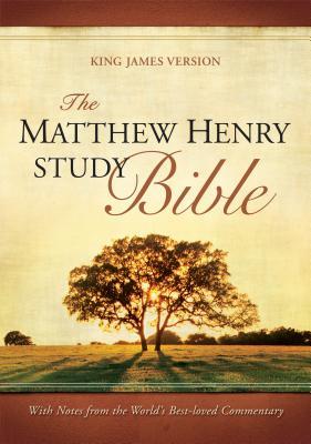 Image for Matthew Henry Study Bible-KJV