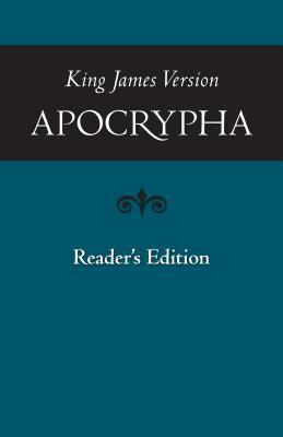 Image for Apocrypha-KJV-Reader's