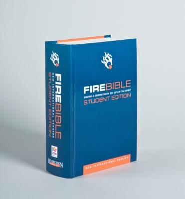 Image for Fire Bible-NIV-Student