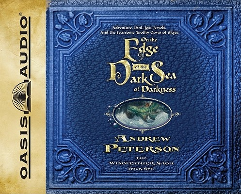 Image for On the Edge of the Dark Sea of Darkness Audiobook on CD