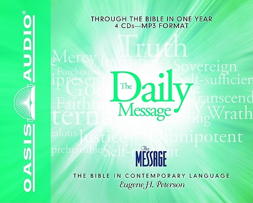 Image for Daily Message Bible MP3