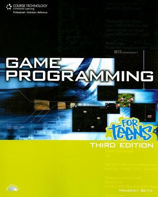 Image for GAME PROGRAMMING FOR TEENS (W/CD)