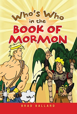Image for Who's Who in the Book of Mormon